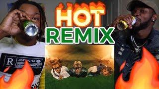 TRAVIS SCOTT OUTTA NO WHERE!!! | Young Thug - Hot ft. Gunna & Travis Scott