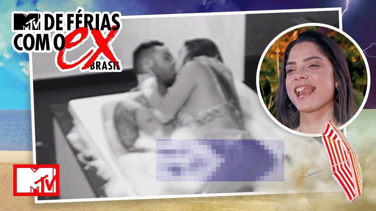 A maldição da suíte master | MTV De Férias Com O Ex Brasil T1