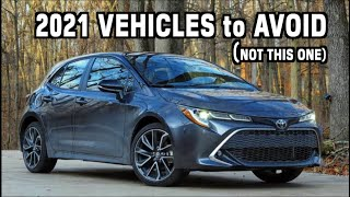 2021 Vehicles to Avoid and Better Options on Everyman Driver
