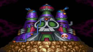 Mega Man 7 ( Türkçe ) bölüm 10: robotça