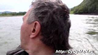 Река Аян-Юрях - Колыма.flv