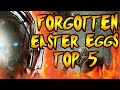 Top 5 FORGOTTEN Zombies Easter Eggs! Call of Duty Black Ops 2, Black Ops Zombies Gameplay