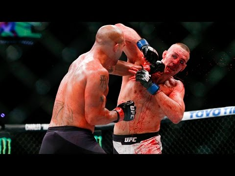 UFC 189: Robbie Lawler vs Rory MacDonald (Full fight review shot by shot, photo by photo!)