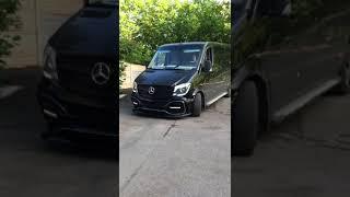 Передний бампер Mercedes Sprinter w906(2)