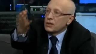 Олег Соскин ошарашил Ганапольского. Украинская власть нелегитимная.