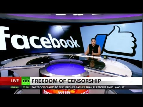 Facebook fights for right to censor