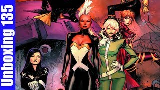 X-Men #1, Adventures of Superman #1, The Wake #1, and more! Unboxing Wednesdays #135