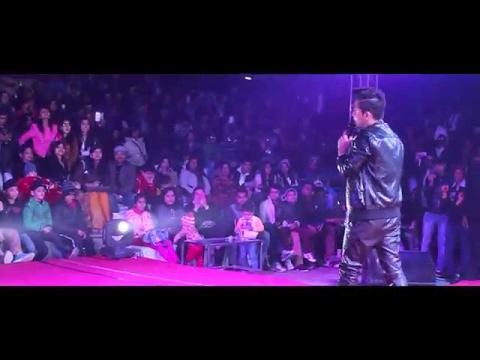 Millind Gaba Live at RKGIT-College, Ghaziabad