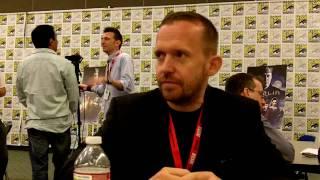 Merlin: Johnny Capps & Julian Murphy Interview - Comic-Con 2010