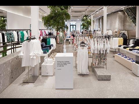 Zara and H&M Tackle Fashion's Huge Waste Problem | greenversal