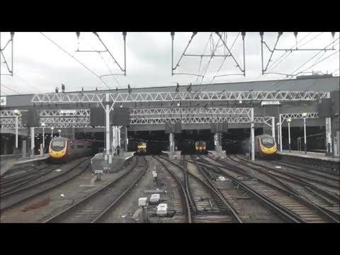 Northampton to London Euston | DRIVERS EYE VIEW