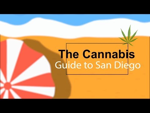 The Cannabis Guide To San Diego