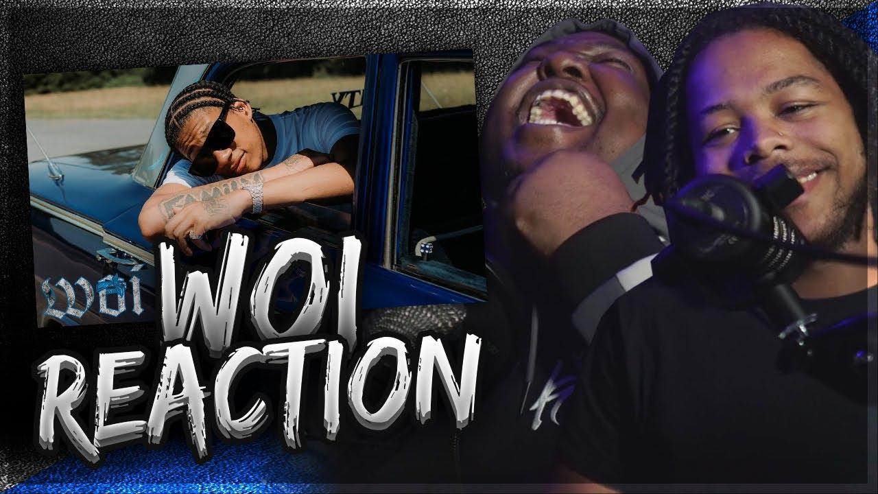 Download Digga D - Woi (Official Video) (REACTION W/ Bandwagon Bam)