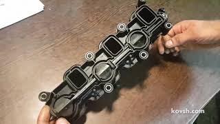 Тонкощі ремонту вихрових заслінок на Volkswagen Touareg 3.0 d CCMA