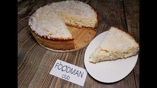 Кокосовый чизкейк: рецепт от Foodman.club