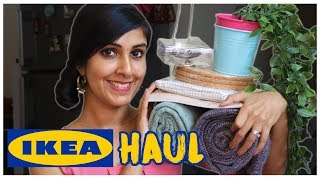 Is IKEA affordable in India?? | IKEA HAUL 2018(Rome Vs India)| Nayana Premnath