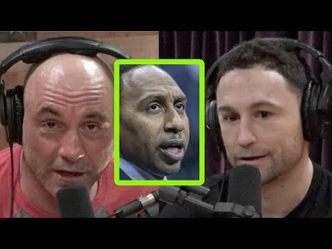 Joe Rogan: MMA is Not in Stephen A. Smith's Wheelhouse
