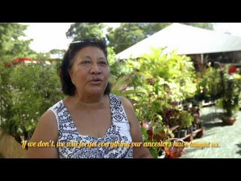 Tahiti Food - Marquesan Style