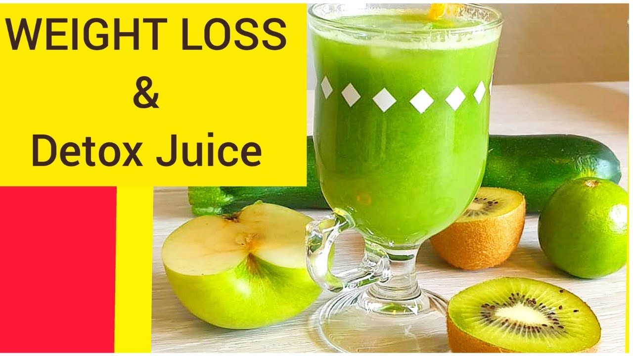 BEST JUICING RECIPES FOR DETOX AND WEIGHT LOSS! GREEN ...