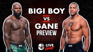 Live Chat: Rozenstruik vs Gane, What's Next For Derrick Lewis?, TJ Dillashaw's Return