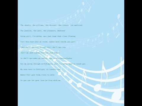 Robin Thicke - Take It Easy On Me - Lyrics