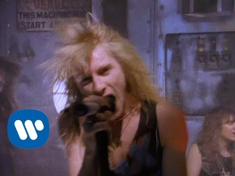 Kix - Get It While It's Hot (Official Music Video)