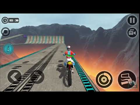 impossible motor bike tracy 3D #Dirt motor cycle racer game #Bike game to play #Games for android