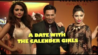 Hot Calendar Girls with Madhur Bhandarkar | Sexy (glamorous) models | Indian fashion show movie