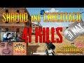 PUBG | Shroud and chocoTaco | 41 Kills