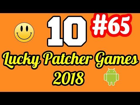 10 Lucky Patcher Android No Root Games List #65 2018