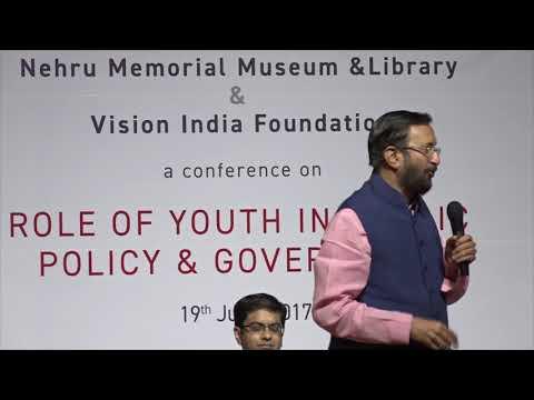 Policy BootCamp 2017 - Prakash Javadekar on 'Building the Human Resource Capital of India'