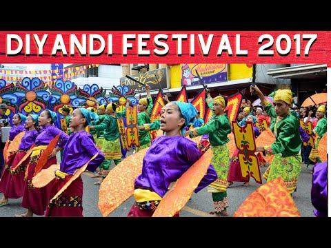 DIYANDI FESTIVAL 2017 - ILIGAN CITY