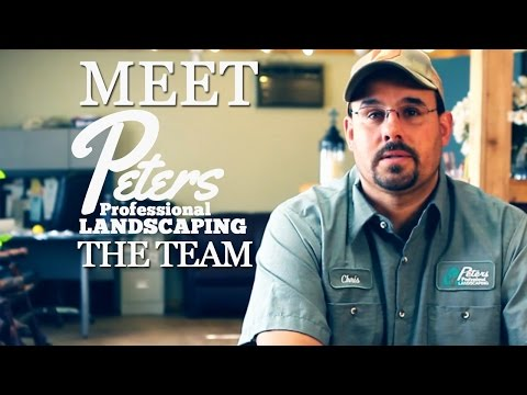 Peter's Professional Landscaping: Meet The Team
