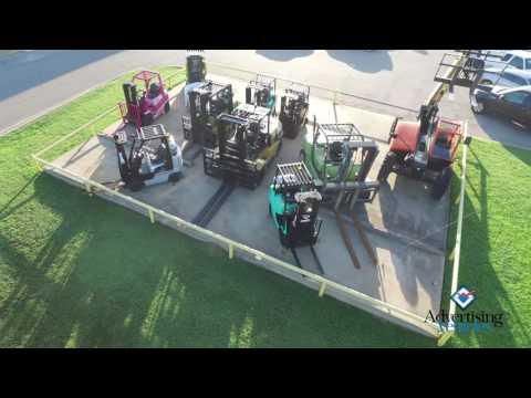 Advertising Vehicles - Customer Testimonial from Equipment Depot