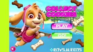 Щенячий патруль новые серии игра для детей накорми щенка, уход за щенком. #paw patrol