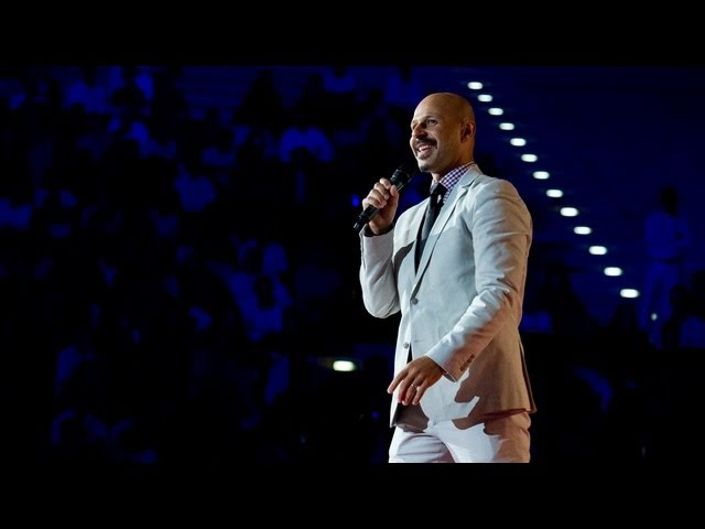Maz Jobrani: A Saudi, an Indian and an Iranian walk into a Qatari bar ... Travel Video