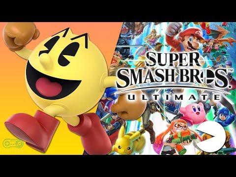 Galaga Medley New Remix - Super Smash Bros Ultimate Soundtrack