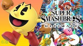Galaga Medley [New Remix] - Super Smash Bros. Ultimate Soundtrack