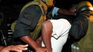 Prison Break Mauritius - Prisoners Escaping GRNW Jail Video