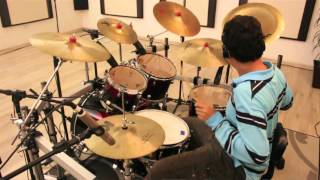 Dennis Chambers - Pick Hits Drum Cover -  Matheus Ramos