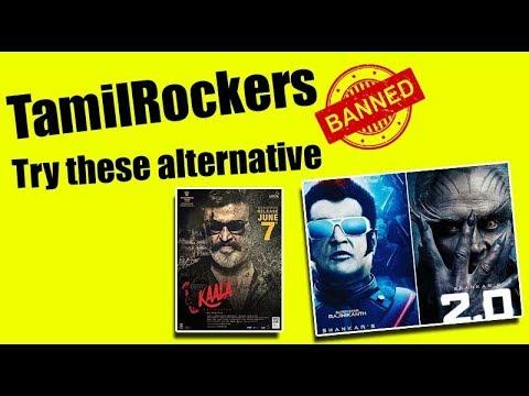 Alternative website of Tamilrockers