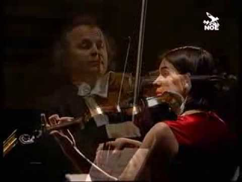 Händel: Sonata for Two Violins E Major (Valečková, Hudeček)