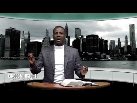 When God Lead You—Kingdom Insight, with Dr. Kazumba Charles