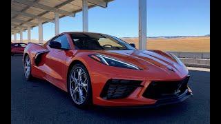 2020 C8 Corvette Z51 - Just the Noise
