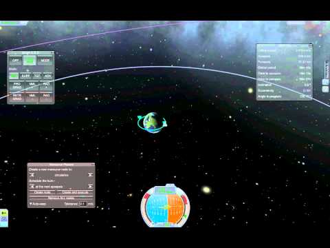 Kerbal Tutorials- Orbital Mechanics for Dummies