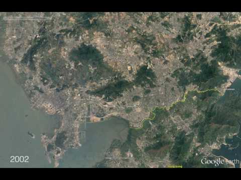 Rise of Shenzhen
