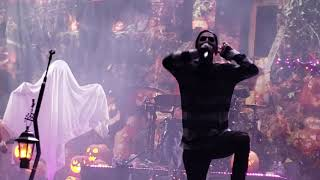Motionless In White- Undead Ahead 2: The Tale of the Midnight Ride (live house of Blues, Las Vegas)