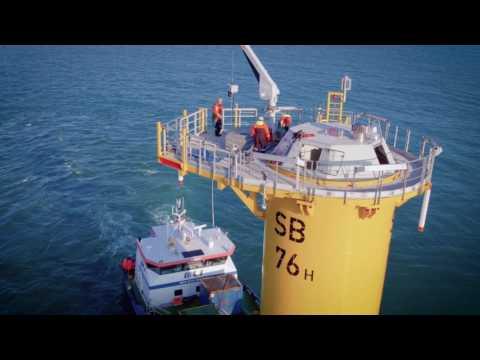 Sandbank Offshore wind farm