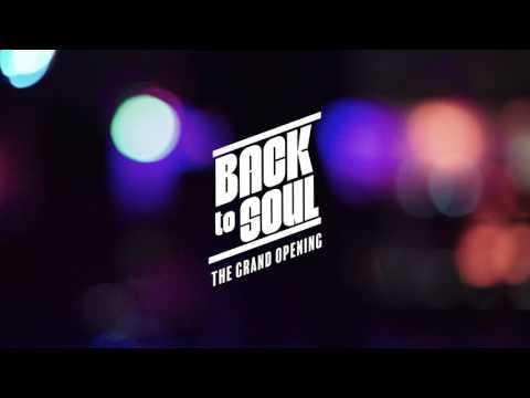Back to Soul Trailer 10-02-2017 Grand Opening @ Casino Lounge, Bad Homburg V1