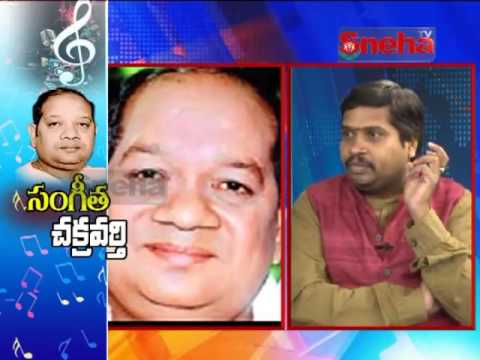Legendary Music Director Chakravarthy Birthday Special Program